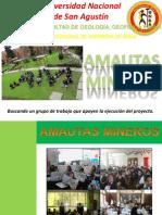 Amautas Mineros UNSA II