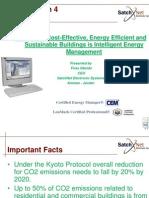 Firas Obeido - Intelligent Energy Management