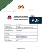Borang Pemantauan Sekolah 2012 Desktopo
