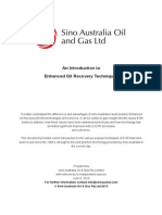 Sino Australia Oil and Gas Technical Information