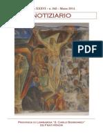 Notiziario 242 - Frati Minori di Lombardia