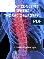 Current Concepts General Thoracic Surgery i to 12