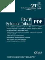 Revista de Estudios Tributarios N9