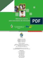Biblioteca Minima Educacion Media