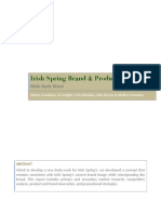Irish Spring Report