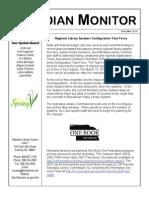 Meridian Monitor April 2014