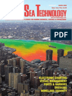 Addressing the Need for Bathymetric Data Management - Sea Technology (March 2008)