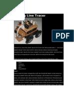Analog Line Tracer