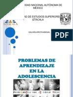 02 Problemas de Aprendizaje en Adolescentes