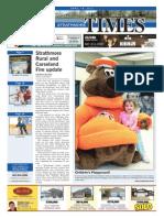 April 18, 2014 Strathmore Times