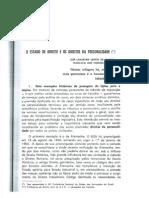 O Estado de Direito e os Direitos da Personalidade - Texto 1 (1).pdf