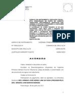 jurisprudência sobre interrupção do prazo 174 CTN