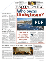 Who Owns Dinkytown?