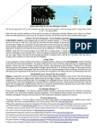 Jumaa Prayer Bulletin 18 April 2014