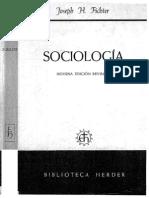 Sociologia - Joseph Fisher