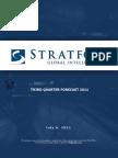 171474_STRATFOR Third Quarter Forecast - 2011