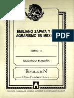 Emiliano Zapata y el agrarismo en México, t3.pdf
