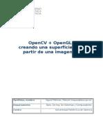 openCV_openGL
