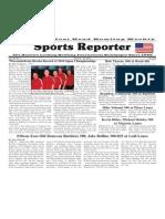 April 16 - 22, 2014 Sports Reporter