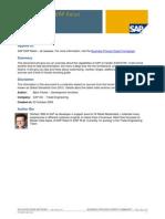 Master Data of ERP Retail - EAN_GTIN