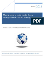 Adult_learning and Social Capital
