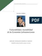 Vulnerabilidad e Inestabilidad de Las Economias Latinoamericanas