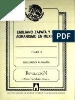 Emiliano Zapata y el agrarismo en México, t5.pdf