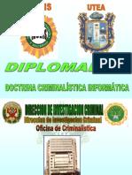 DOCTRINA CRIMINALÍSTICA INFORMÁTICA