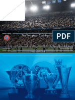 UEFA Club Licensing Benchmarking  Report, 2013/14 (Apr 2014)