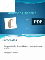 3. Clase Audífonos Digitales
