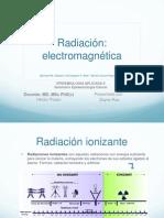 Radiación ionizante y cáncer