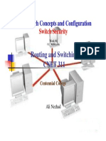4, Ch2- Switch Security