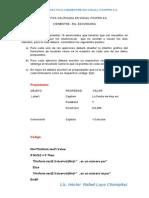 Practica VFP