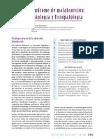 22 Sindrome de Malabsorcion Fisiologia y Fisiopatologia