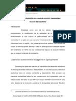 Reforma Agraria en Nicaragua Bajo El Sandinismo