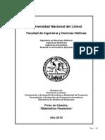 Apuntes de cátedra sobre Matemática FInanciera