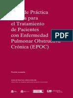 Gu-A de Pr-ctica Cl-nica. Pacientes Con Enfermedad Pulmonar Obstructiva Cr-Nica (EPOC). Versi-n Resumida