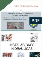 INSTALACIONES HIDRO-SANITARIAS.pptx