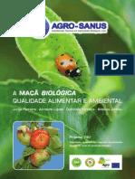 Agricultura biológica - maça