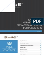 Rumble App Marketing Kit