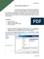 Mi Primer Applet Con NetBeans 7