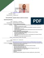 CV Pablo Fernández Mañas