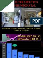2013.Enfoque Terapeutico en Sepsis Neonatal