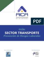Guia de Prevencion de Riesgos Laborales en el Sector Transporte