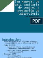 Plan General de Estrategia Sanitaria de Control y