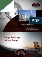 Kimray - Glycol Pumps
