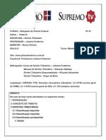 DPF 2014 - Aula 01 de 06 - Prof. Juliana Frederico (10.04) DPF 2014.01