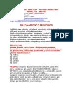 EXAMEN Resuelto del SENESCYT 180 matematicas + 135 lógica lenguaje + 125 gráficos - 170 paginas