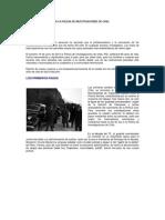 Historia de La Policia de Investigaciones de Chile