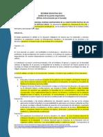 Reforma Educativa 2012 (Aprobada Por El Senado)